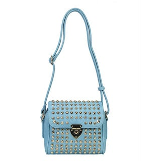Diophy Studded Cross Body Bag