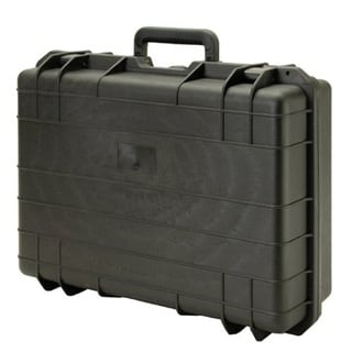 T.Z. Case International Cape Buffalo Molded Utility Case Black