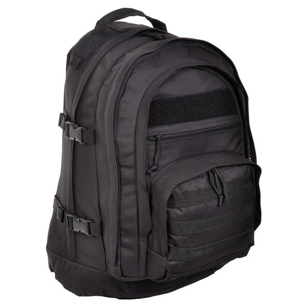 Sandpiper Three Day Elite Back Pack in Black