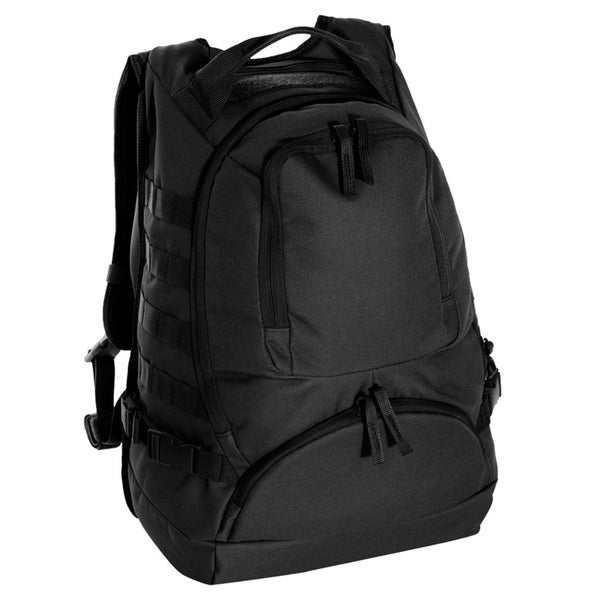 Sandpiper Streamline Back Pack -Black with Hydration Compatible