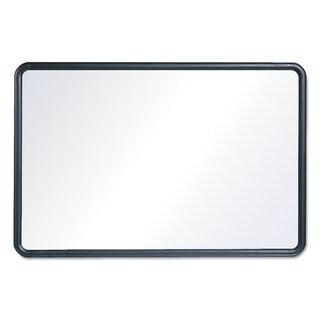 Quartet 24 x 18 Melamine Contour White Dry-Erase Board