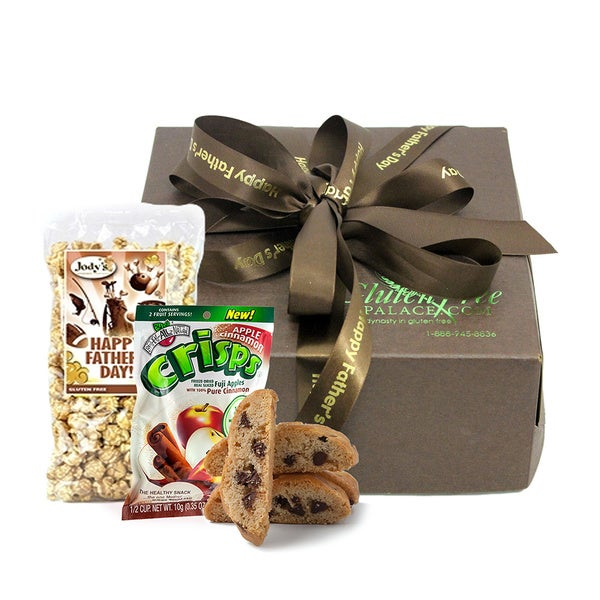 Happy Father's Day' Gluten Free Gift Box, Medium, 1 pound