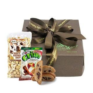 Happy Father's Day' Gluten Free Gift Box, Medium, 1 pound