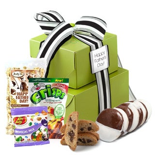 Love You Dad' Father's Day Gift Tower, Small, 1.5 pounds