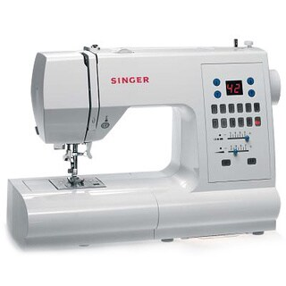 Singer 7468 140-stitch Function Electronic Sewing Machine (Refurbished)
