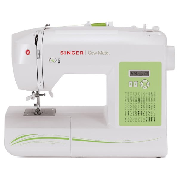 Singer 5400 Sew Mate 60-stitch Sewing Machine (Refurbished)