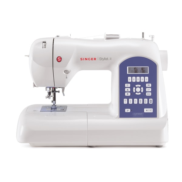 Singer 5625 Stylist II Computerized Sewing Machine (Refurbished)