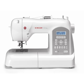 Singer 8770 Curvy Sewing Machine with 225 Stitches (Refurbished)