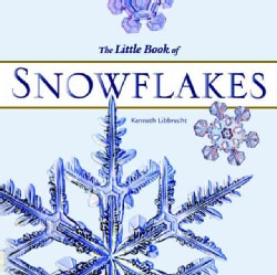 The Little Book Of Snowflakes (Hardcover)