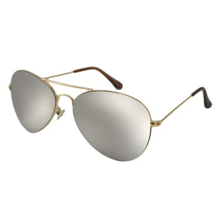 Urban Eyes Men's/ Unisex UE6226MR Aviator Flash Small Sunglasses