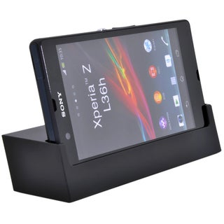 Patuoxun Sony Xperia Z L36H Charging Dock Cradle Desktop Holder Charger