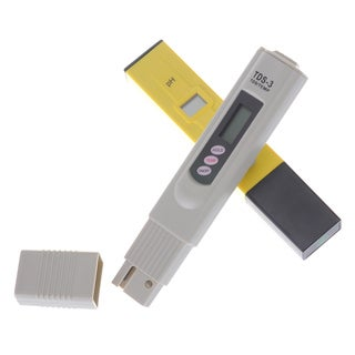 Patuoxun Digital PH Meter/ TDS Aquarium Tester