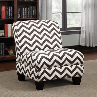 Better Living Alton Brown Zigzag Armless Chair