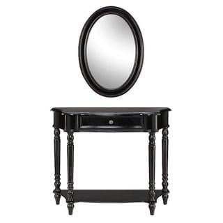 Jada Console and Mirror Set