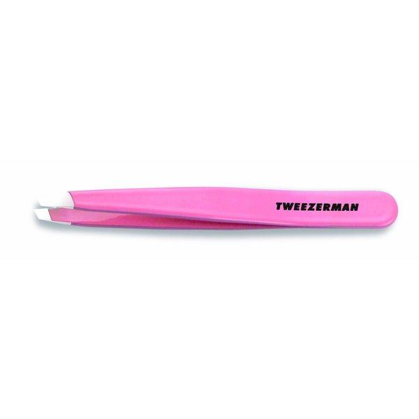 Tweezerman Slant Blooming Neon Pink Tweezer 15492649