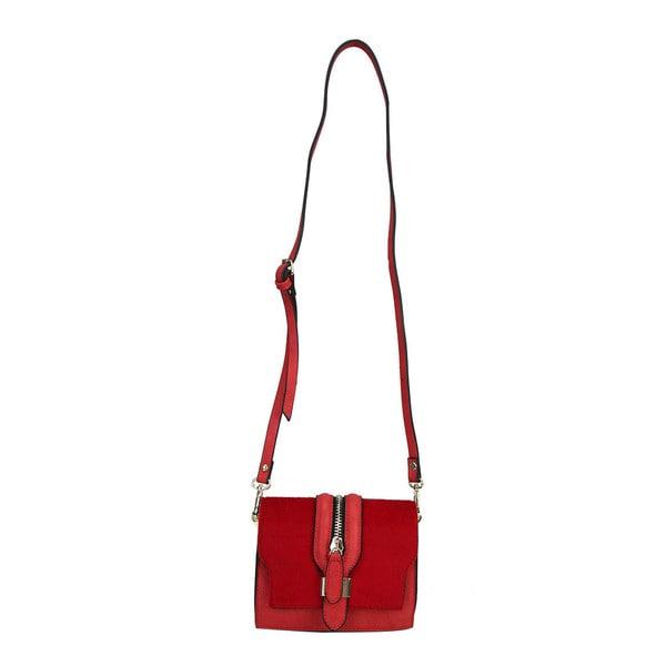 Diophy Faux Fur Crossbody Bag
