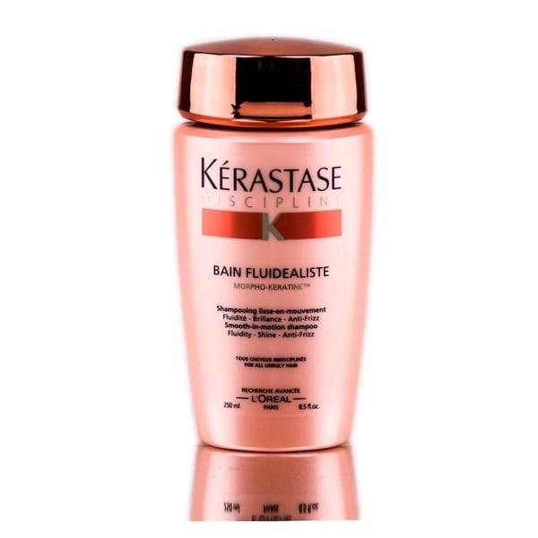Kerastase Discipline Bain Fluidealiste Sulfate-Free 8.5-ounce Shampoo