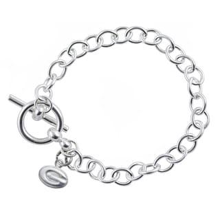 Georgia Sterling Silver Link Bracelet
