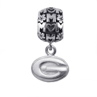 Georgia Sterling Silver Mom Charm Bead