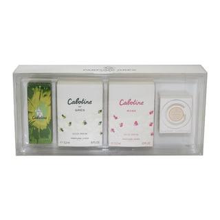 Parfum Gres Variety Women's 4-piece Gift Set