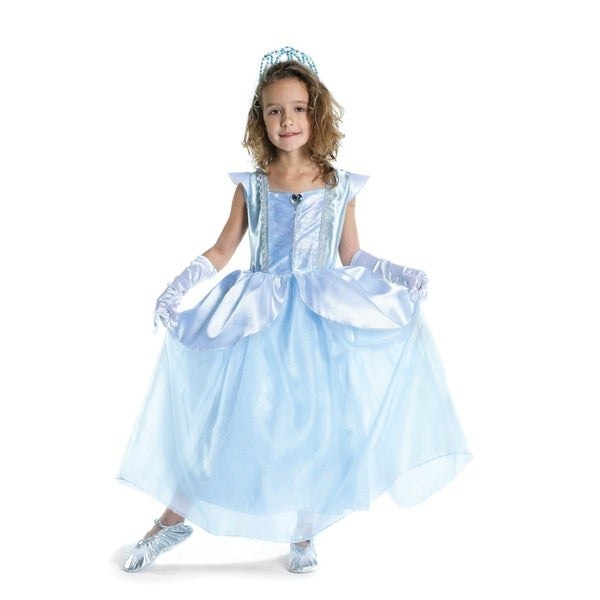 Creative Education Fairy Tale Princess Medium Dress Blue