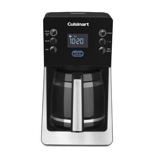 Cuisinart DCC-2800 Perfec Temp 14-Cup Programmable Coffeemaker, Black- REFURBISHED