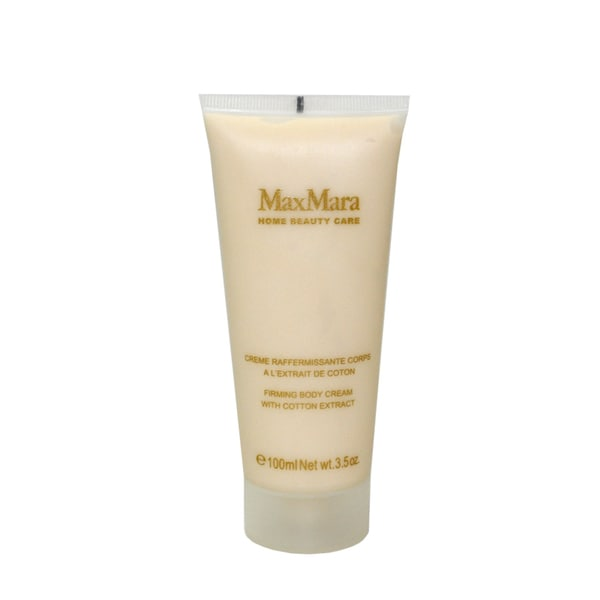Max Mara Women's Firming Body Cream With Cotton Extract 3.5-ounce