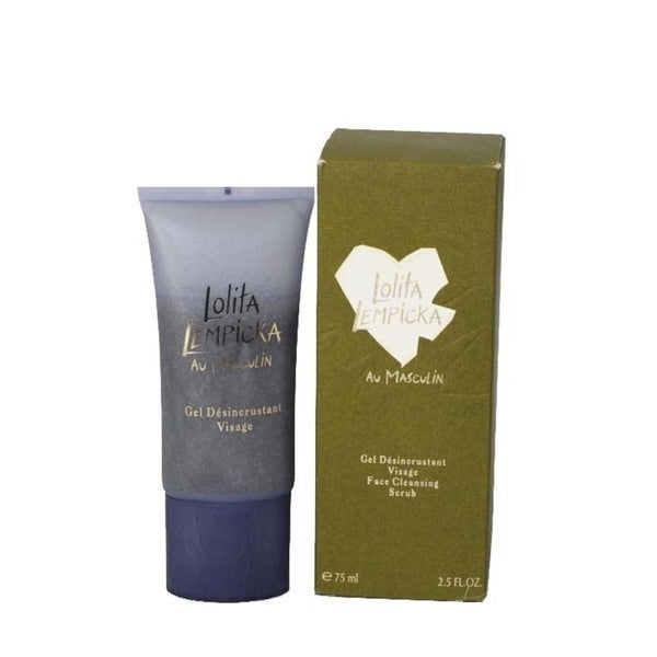 Lolita Lempicka for Men 2.5-ounce Face Cleansing Scrub