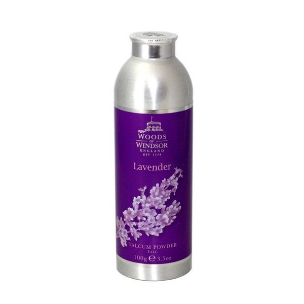Woods Of Windsor Lavender 3.5-ounce Talcum Powder