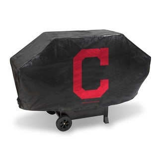 Cleveland Indians 68-inch Deluxe Grill Cover