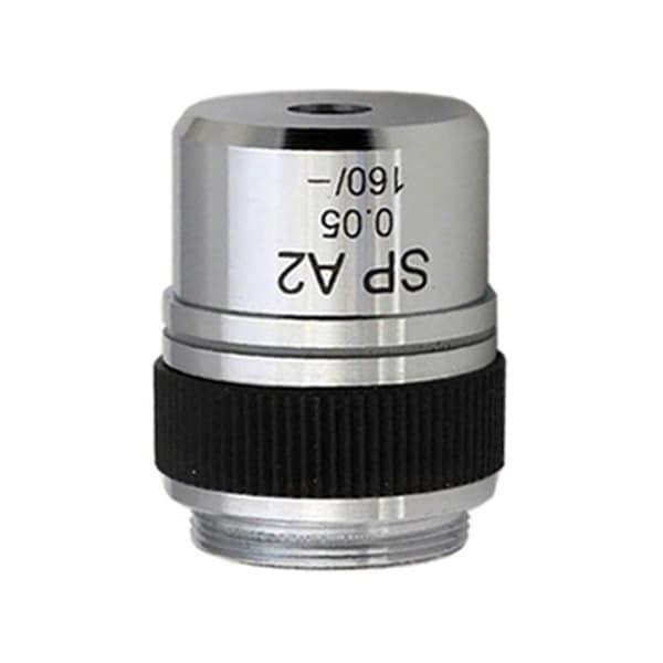 2X Achromatic Microscope Objective