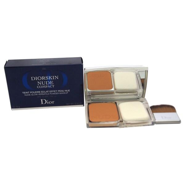 Diorskin Nude Compact Nude Glow Versatile 050 Dark Beige Powder