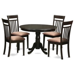 5-Piece Kitchen Nook Table and 4 Dining Chairs