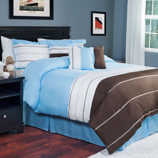 Windsor Home Taylor 7-piece Comforter Set