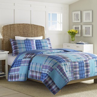 Nautica Tinsley Pieced Quilt