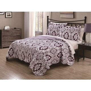 Majida 3-piece Quilt Set
