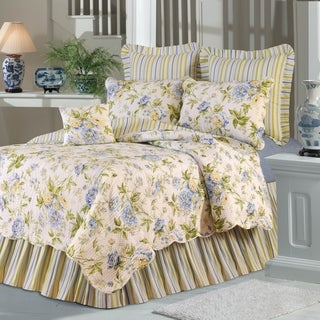 Robina Cotton Quilt (Shams Not Included)