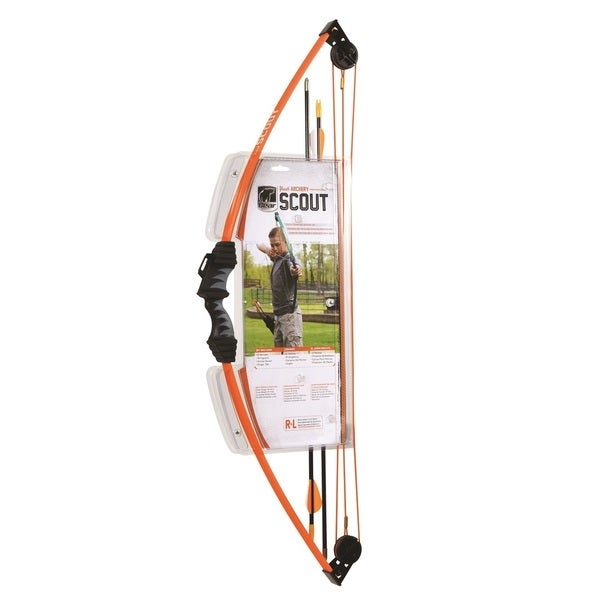 Bear Archery Scout Bow Set Orange
