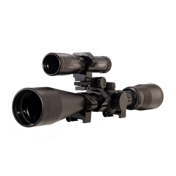 Laser Genetics Laser Designator with Scope Mount Subzero