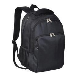 Everest City Traveler Backpack Black