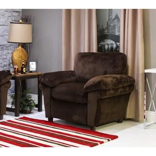 Somette Katy Microfiber 40-inch wide Club Chair
