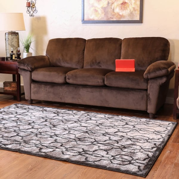 Somette katy microfiber 84 inch ups able sofa overstock for Sofa 84 inch