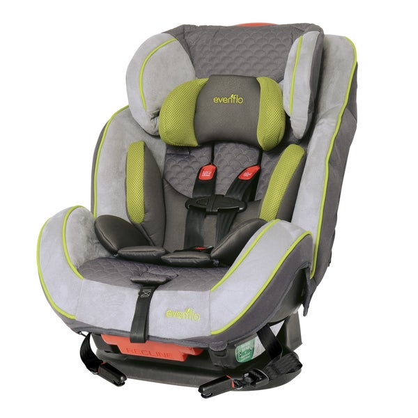 Evenflo Symphony LX All-In-One Car Seat in Oakley