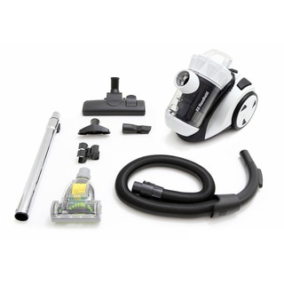 Gv X8 Bagless Handheld Hepa Vacuum Loaded with Tools/ All Floor Nozzle