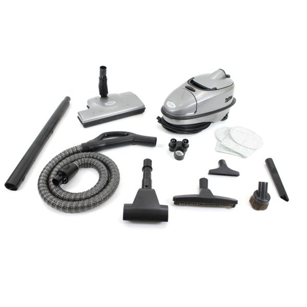 Tristar Canister Tri Star Mg2 Vacuum Cleaner Loaded with 5 Yr Warranty New Tools. (Refurbished)