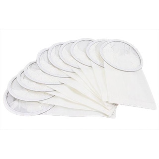 Brand 10-quart Gv Backpack Vacuum Cleaner Bags 10-pack