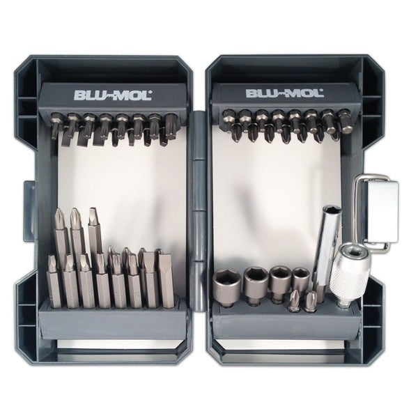 Disston Tool 54-piece Screwdriver Bit Set