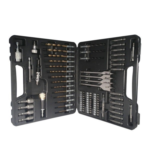 Disston Tool 83-piece Quick Change Drill Drive Set