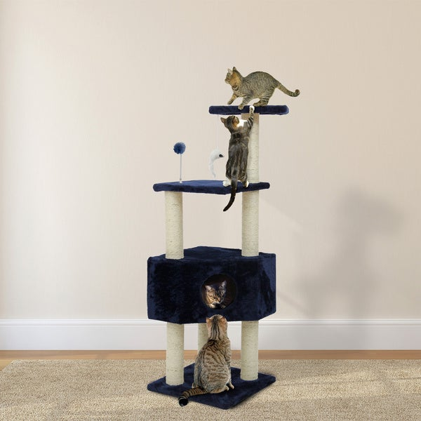 Cat Clubhouse Playground (As Is Item)