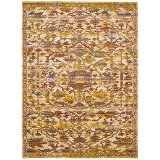 Barclay Butera by Nourison Moroccan Ginger Rug (5'3 x 7'5)